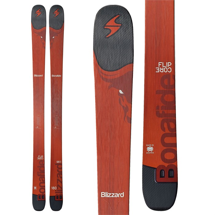 Blizzard - Bonafide Skis 2017