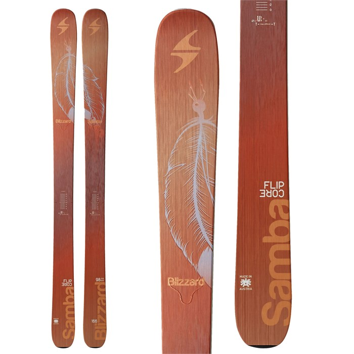 Blizzard - Samba Skis - Women's 2016