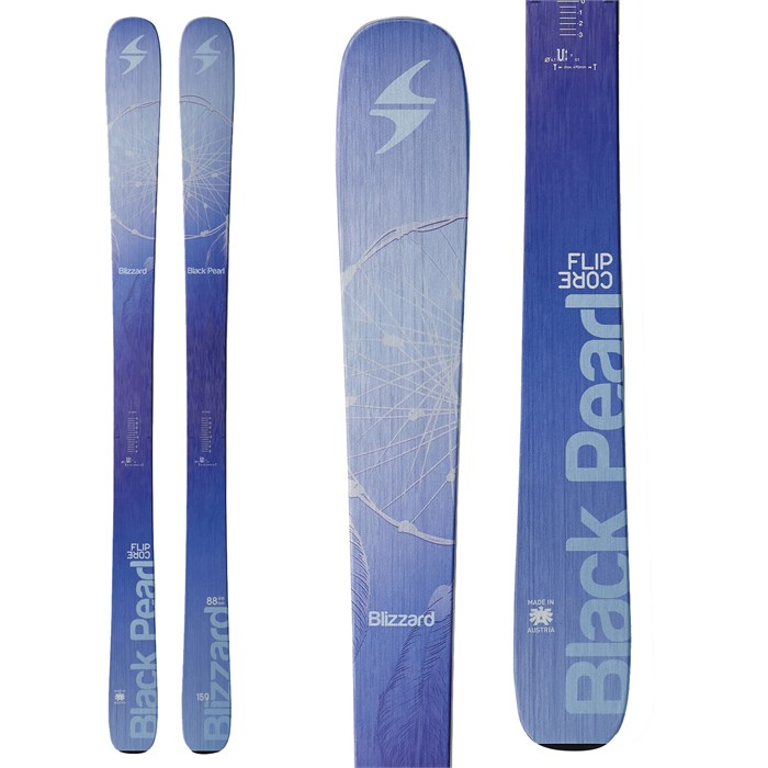 Blizzard Black Pearl Skis - Women s 2016  f910b1d31