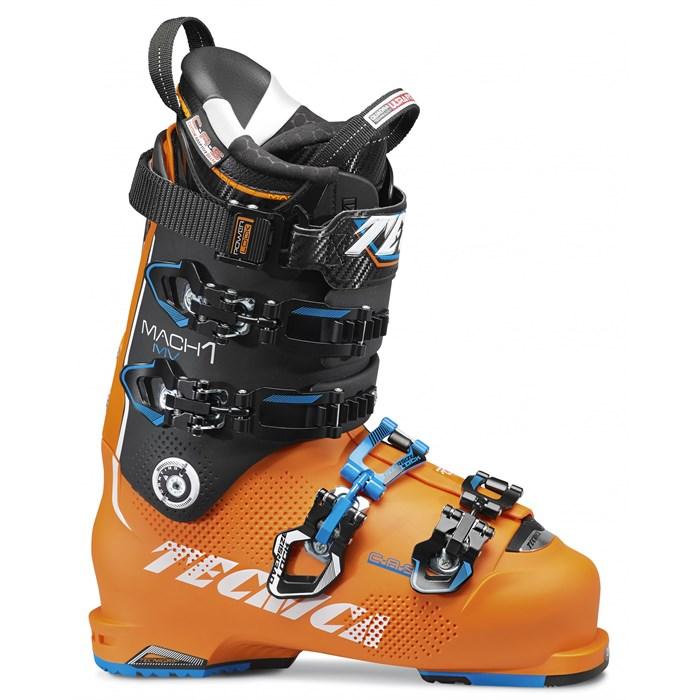 Tecnica - Mach1 130 MV Ski Boots 2017 - Used