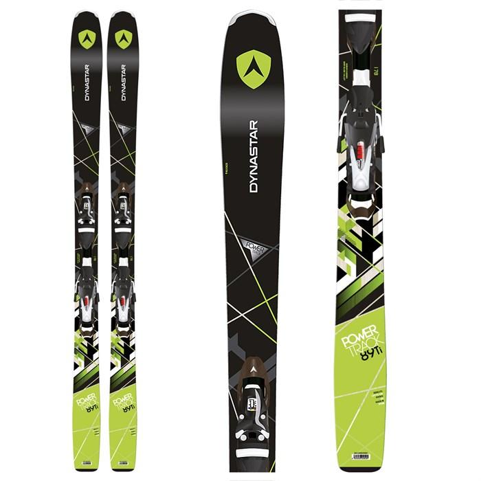 Dynastar - Powertrack 89 Skis + SPX 12 Bindings 2017