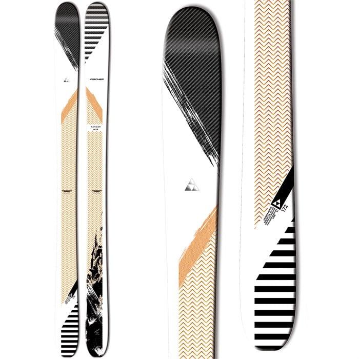Fischer Ranger 98 Skis - Women s 2016  3a3e08243