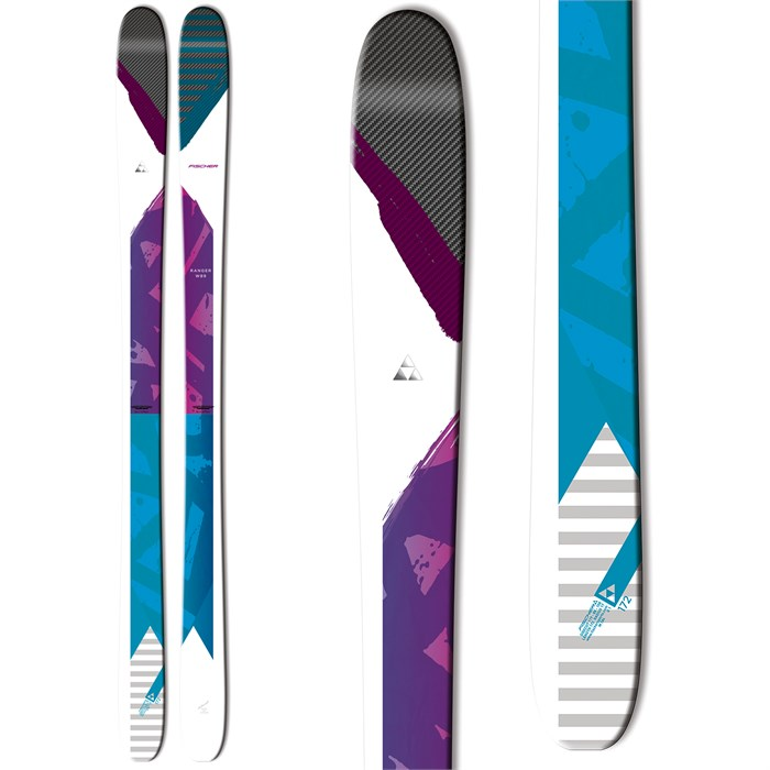 Fischer Ranger 89 Skis - Women s 2016  915491edc