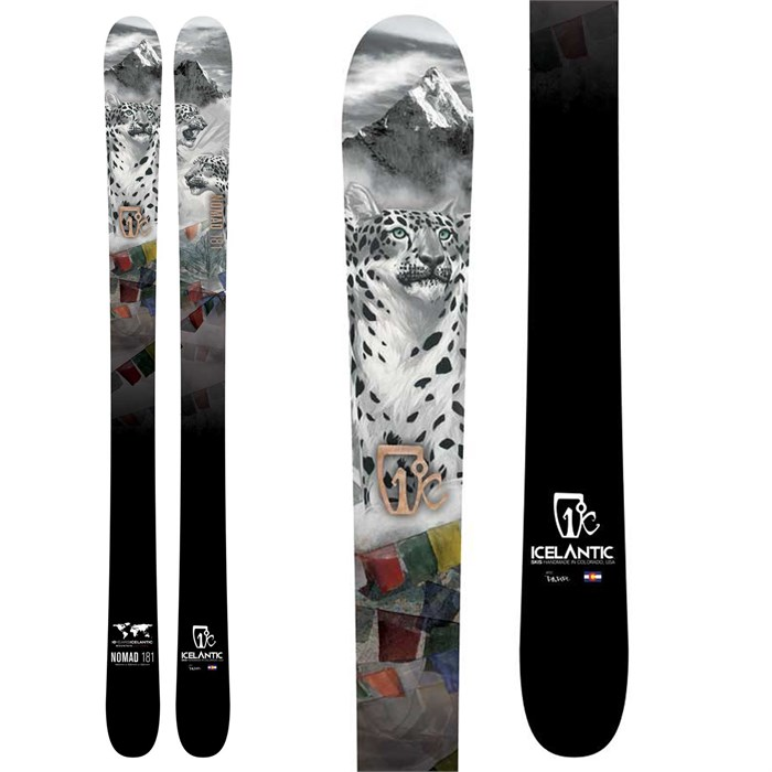 Icelantic - Nomad Skis 2016