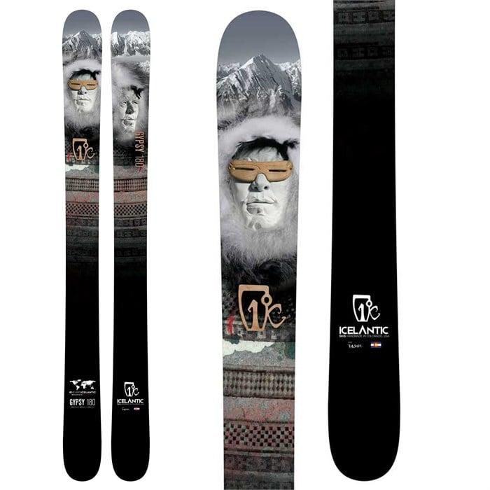 Icelantic - Gypsy Skis 2016