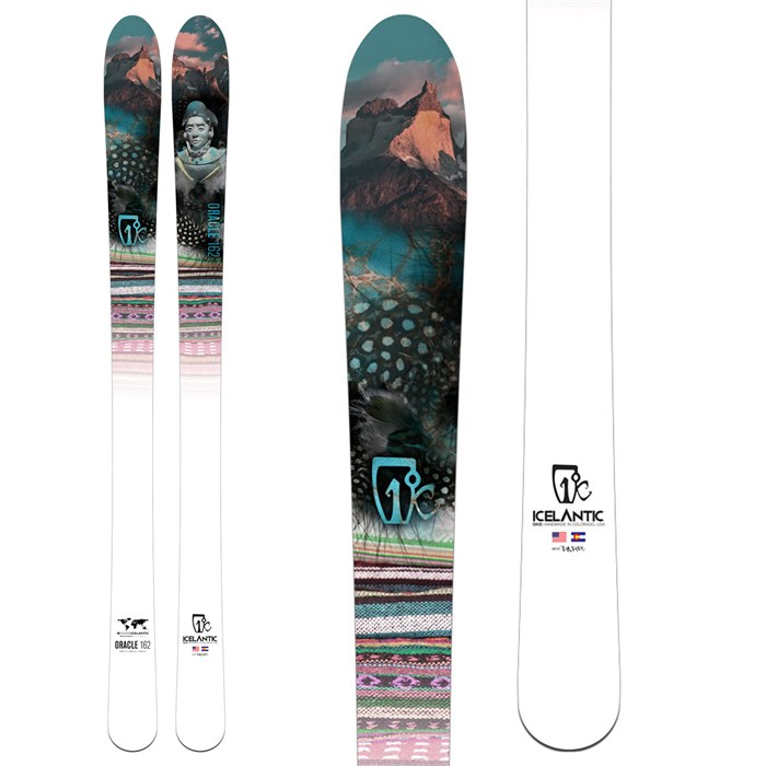 Icelantic - Oracle Skis - Women's 2016
