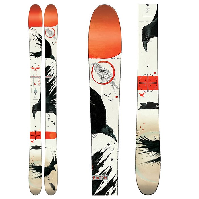 Line Skis - Line Skis Sir Francis Bacon Skis 2016