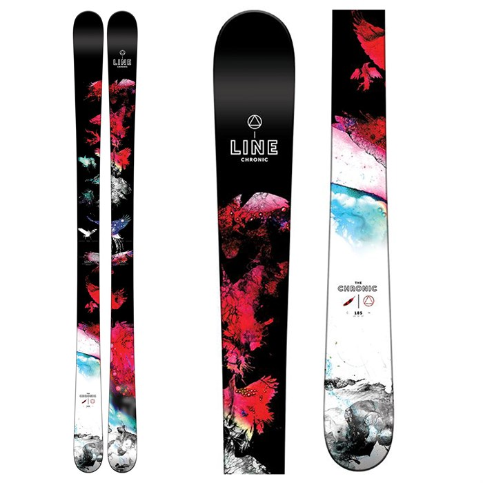 Line Skis - Chronic Skis 2016