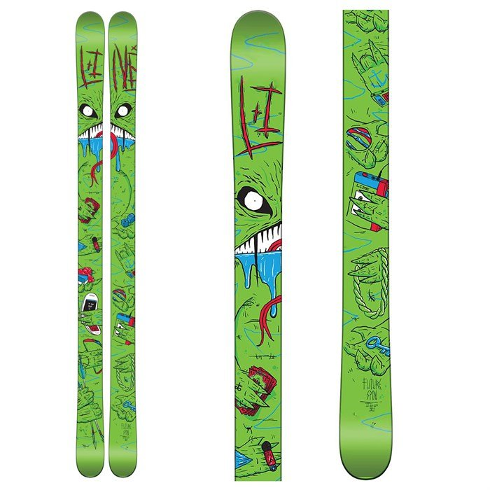 Line Skis - Future Spin Skis 2016