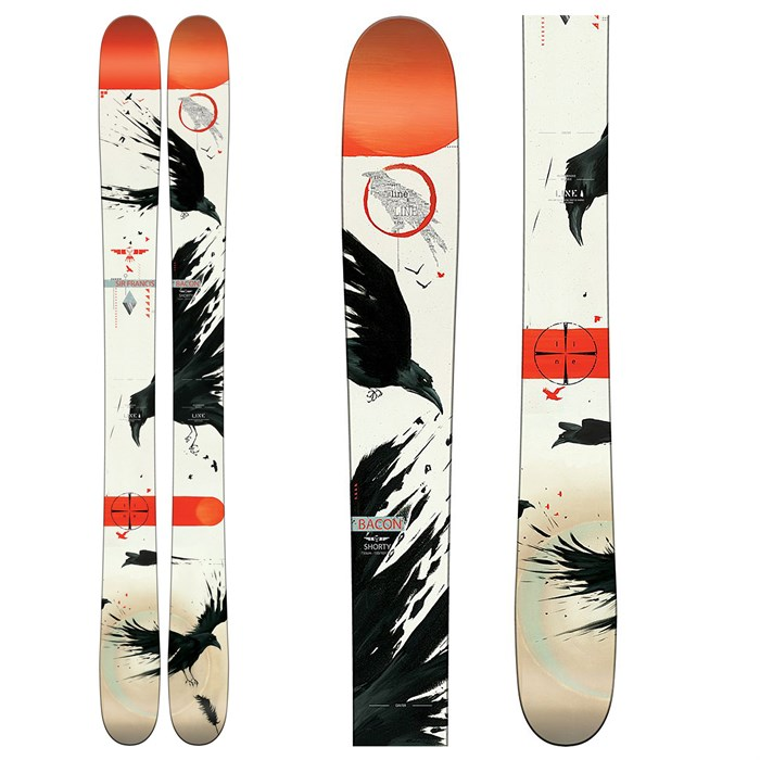 Line Skis - Line Skis Sir Francis Bacon Shorty Skis - Boys' 2016