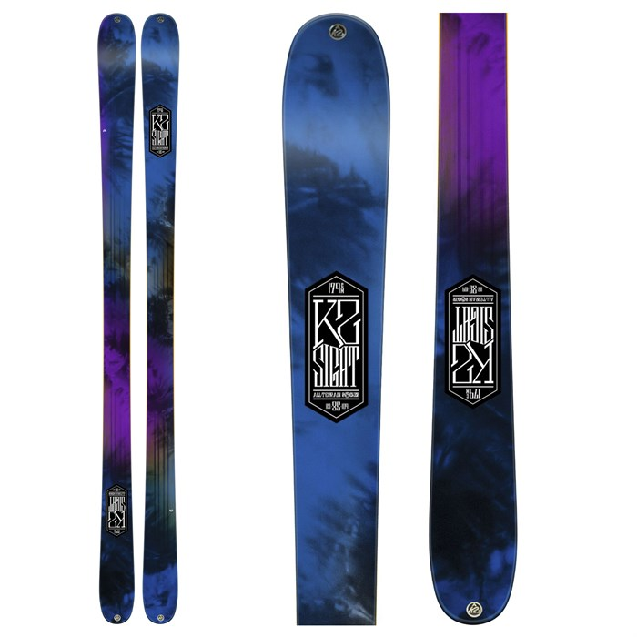 K2 - K2 Sight Skis 2016