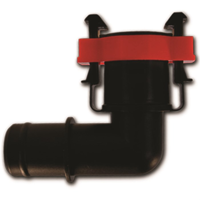 """Fly High - Flow-Rtie 3/4"""" Elbow Quick Connect Socket"""