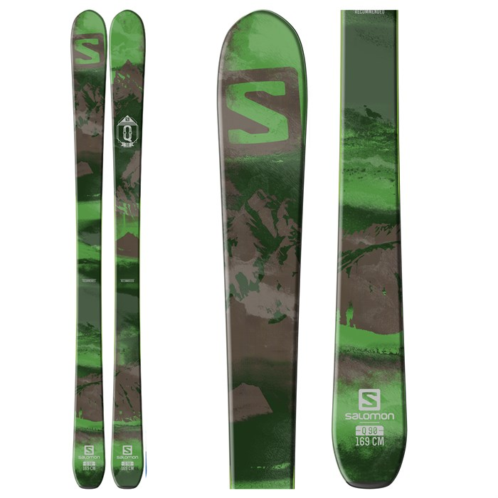 Salomon - Q-90 Skis 2016