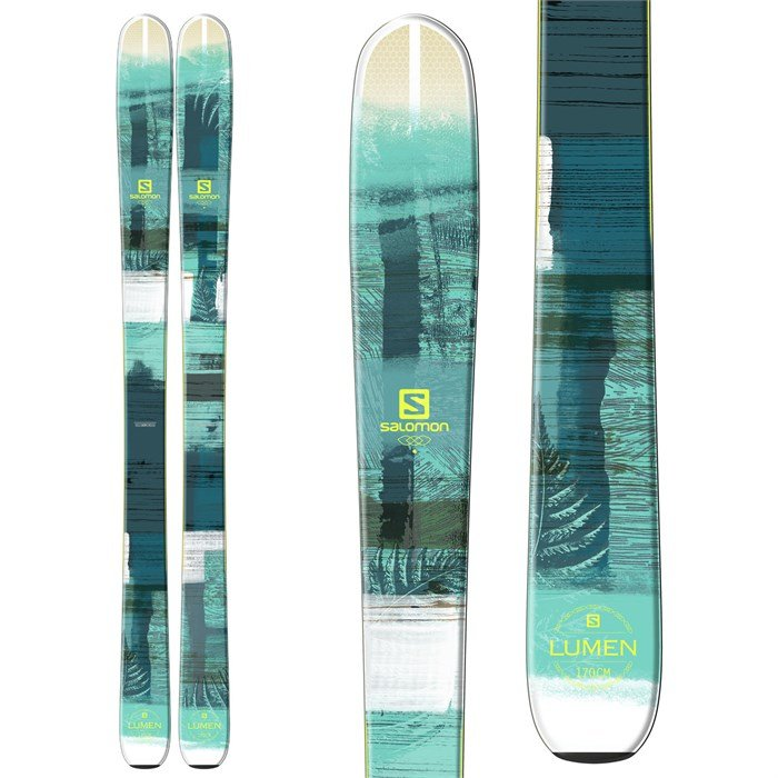 Salomon - Q-96 Lumen Skis - Women's 2016