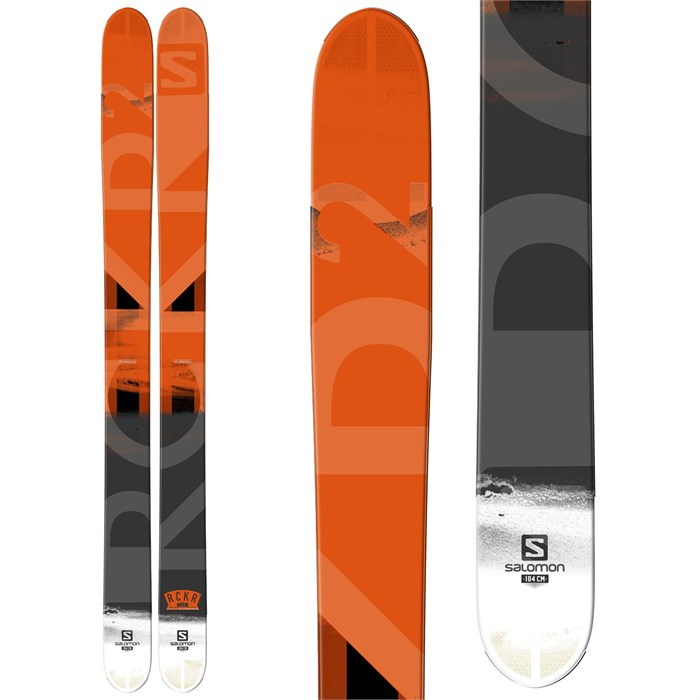 Salomon - Rocker2 122 Skis 2016