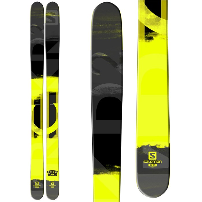 Salomon - Rocker2 108 Skis 2016