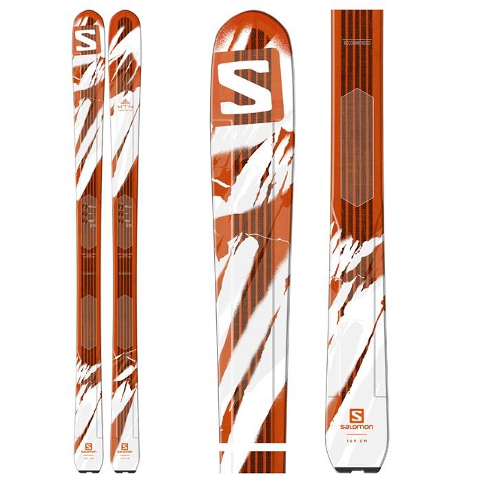 vendita calda autentica seleziona per originale ultime versioni Salomon MTN Explore 88 Skis 2016 | evo