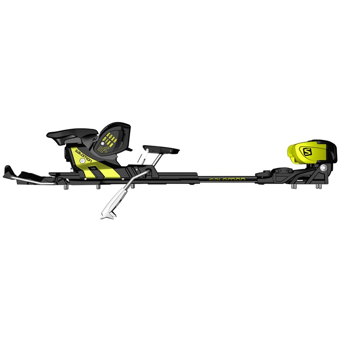 d94223962c8e Salomon Guardian 16 Small Ski Bindings 2016