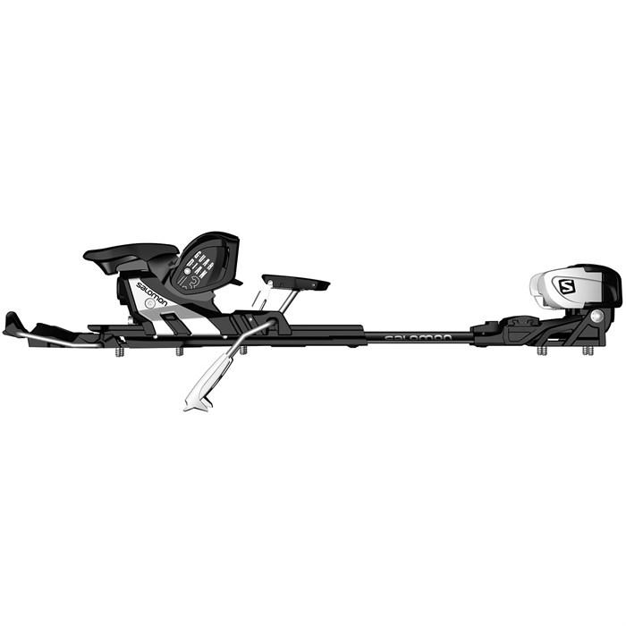 Salomon - Guardian MNC 13 Small Ski Bindings 2018