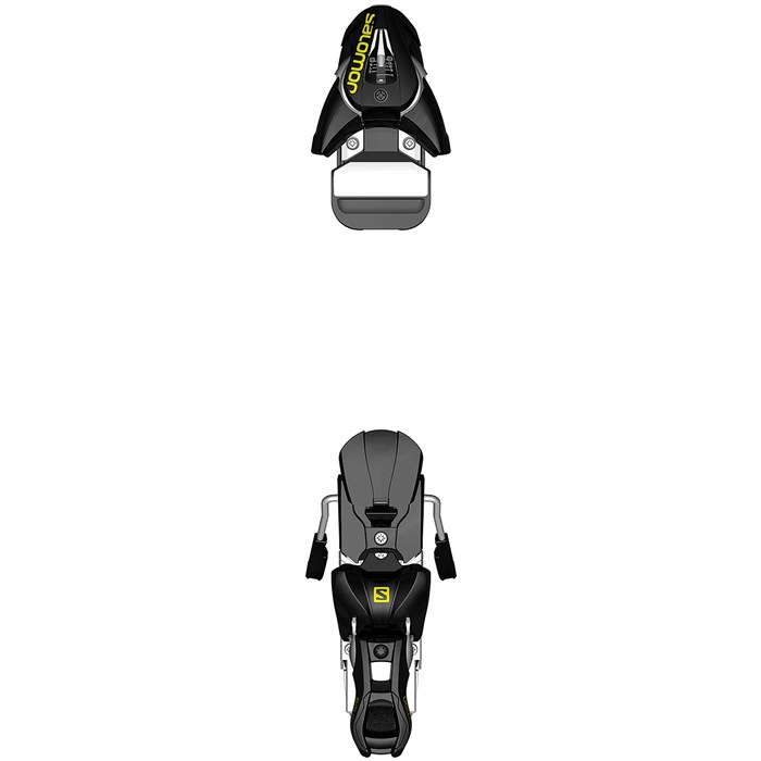 salomon sth 12 oversize ski bindings 2016 evo