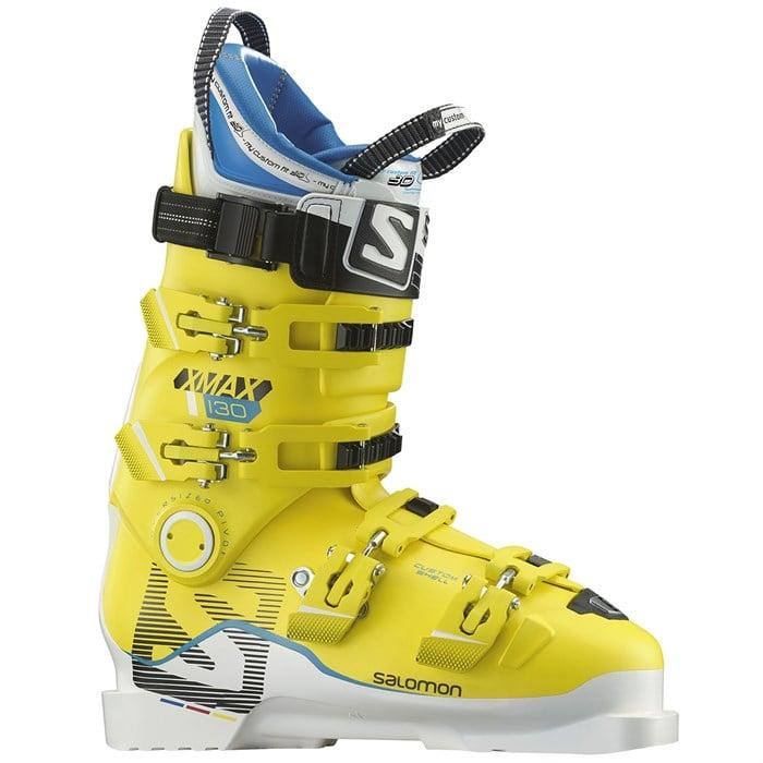 Salomon X Max 130 Ski Boots 2017 Evo