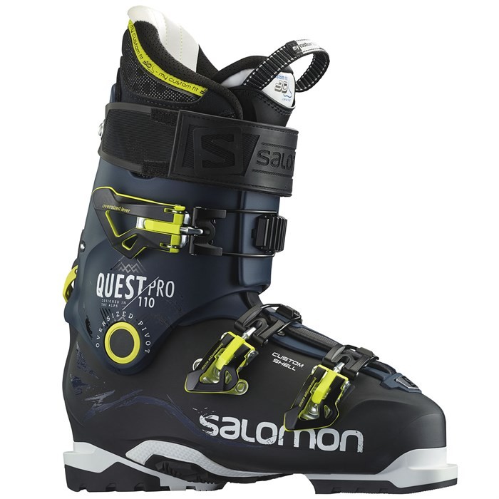 Salomon Quest Pro Cs Sport W Thermoformable diXaNKw