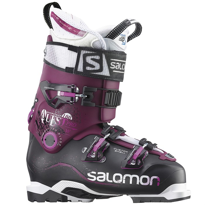 salmon after ski boots women