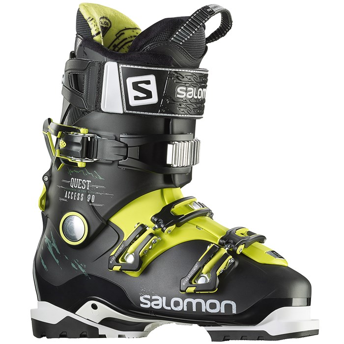 buying now undefeated x elegant shoes Salomon Quest Access 90 Ski Boots 2017