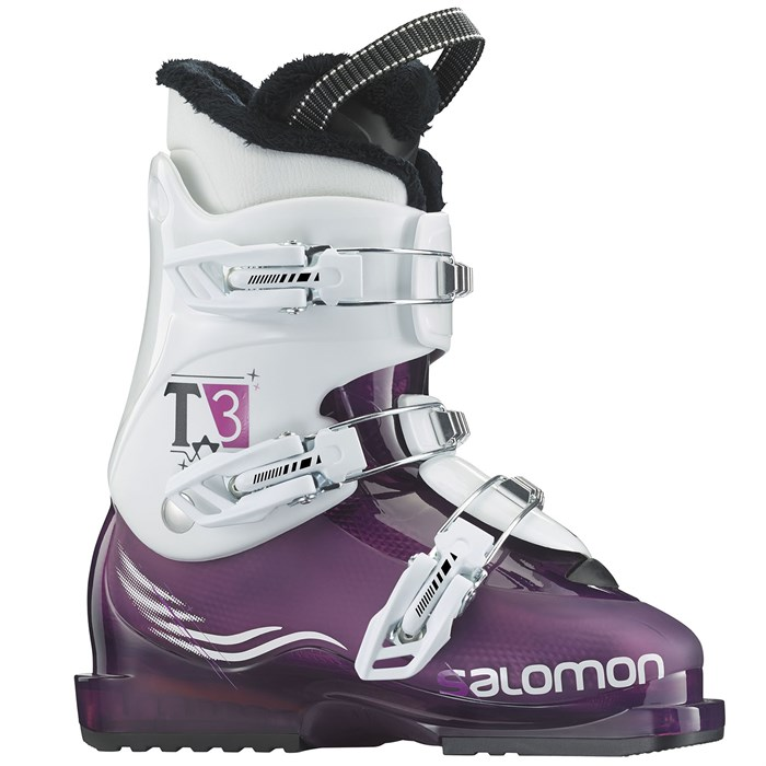 Salomon - T3 Girlie RT Ski Boots - Girls' 2016