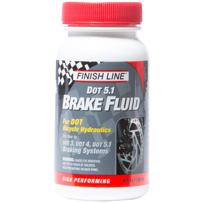 Finish Line - DOT 5.1 Brake Fluid