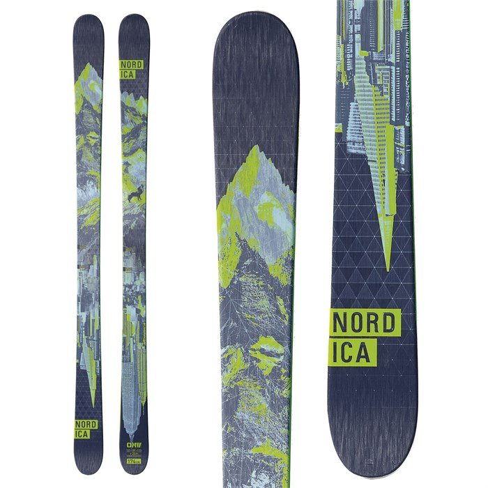 Nordica - OMW Skis 2016