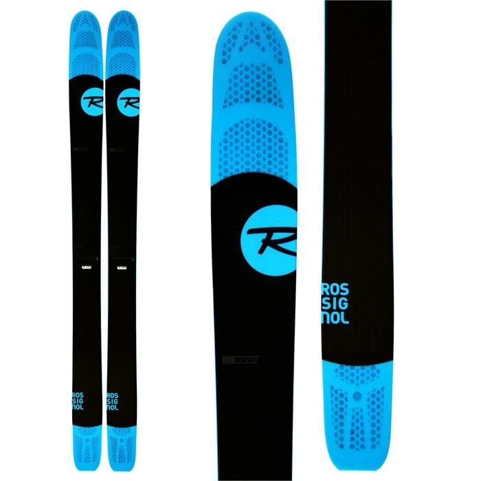 Rossignol - Squad 7 Skis 2016