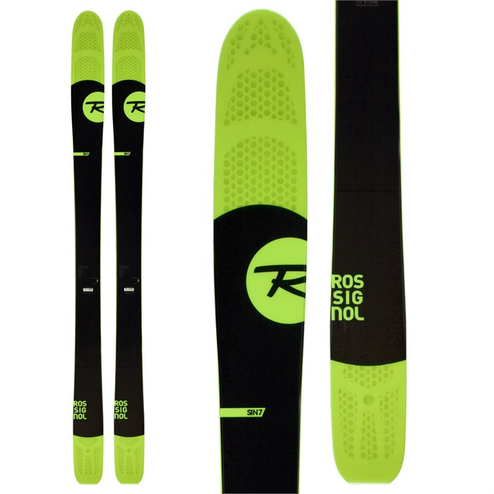 02031d95470 Rossignol Sin 7 Skis 2016 | evo