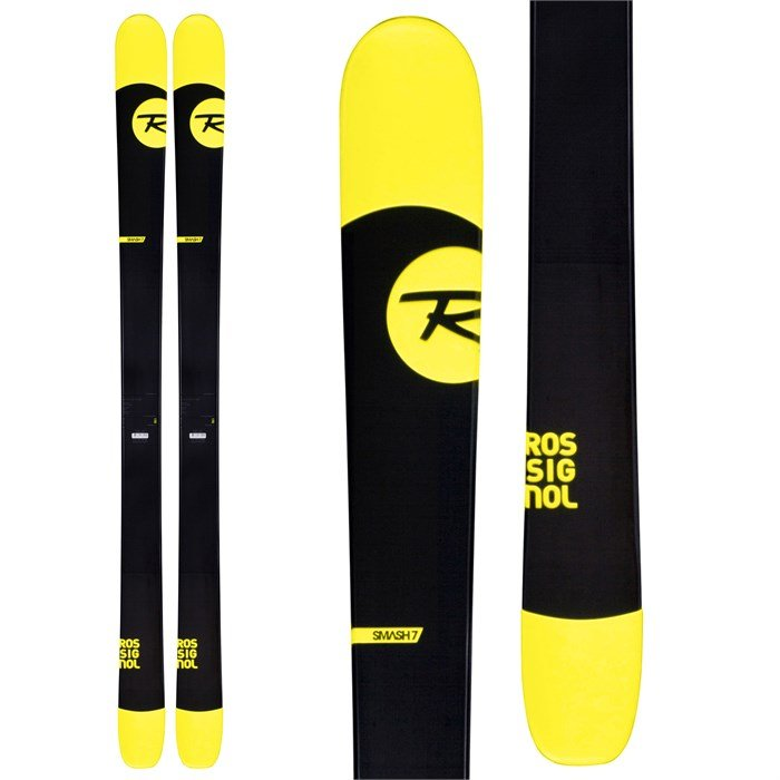 Rossignol - Smash 7 Skis 2016