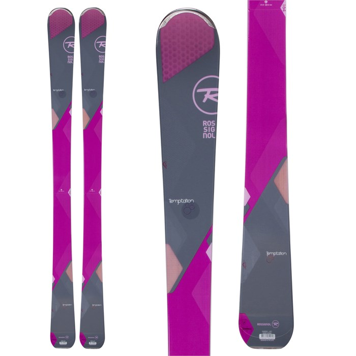 Rossignol - Temptation 88 Skis - Women's 2017
