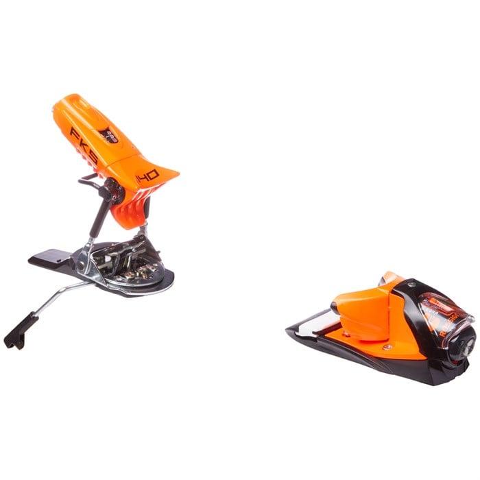 Rossignol - FKS 140 Dual WTR Ski Bindings 2016