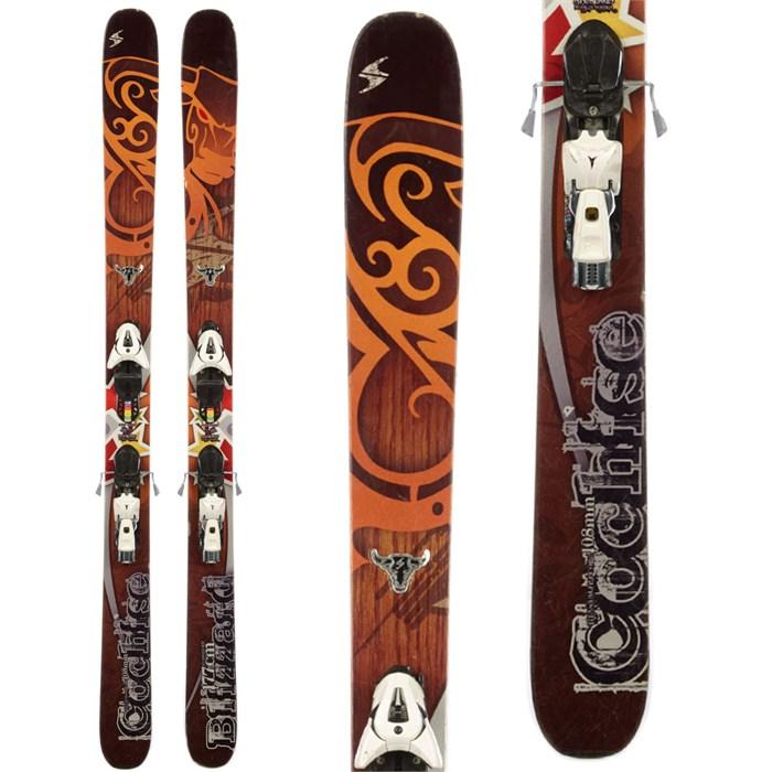 Blizzard Cochise Skis + Atomic FFG 12 Demo Bindings