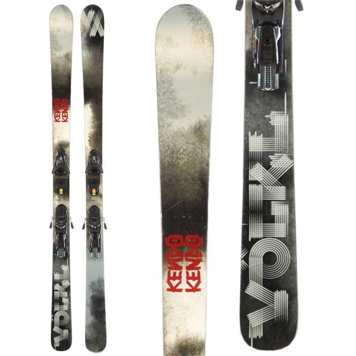 Volkl Kendo Skis + Atomic FFG 12 Demo Bindings