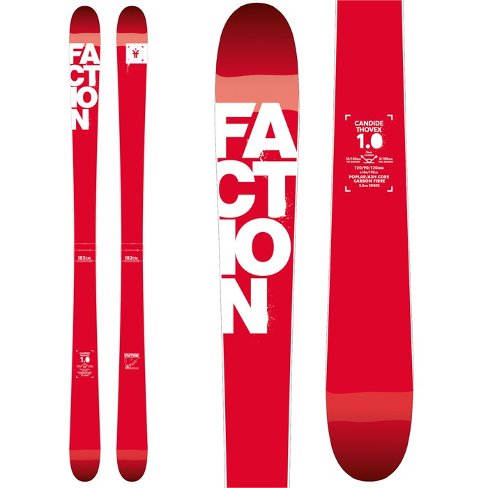 Faction - Faction Candide 1.0 Skis 2016