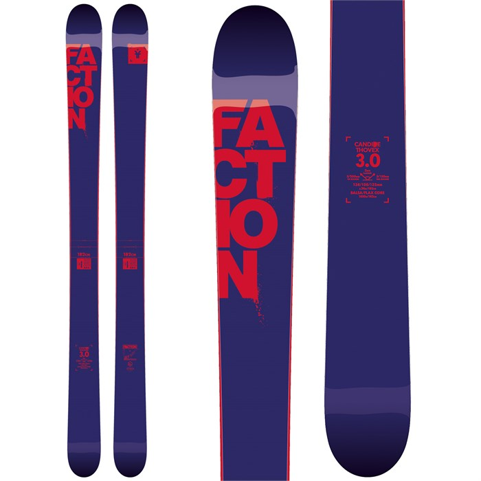 Faction - Candide 3.0 Skis 2016
