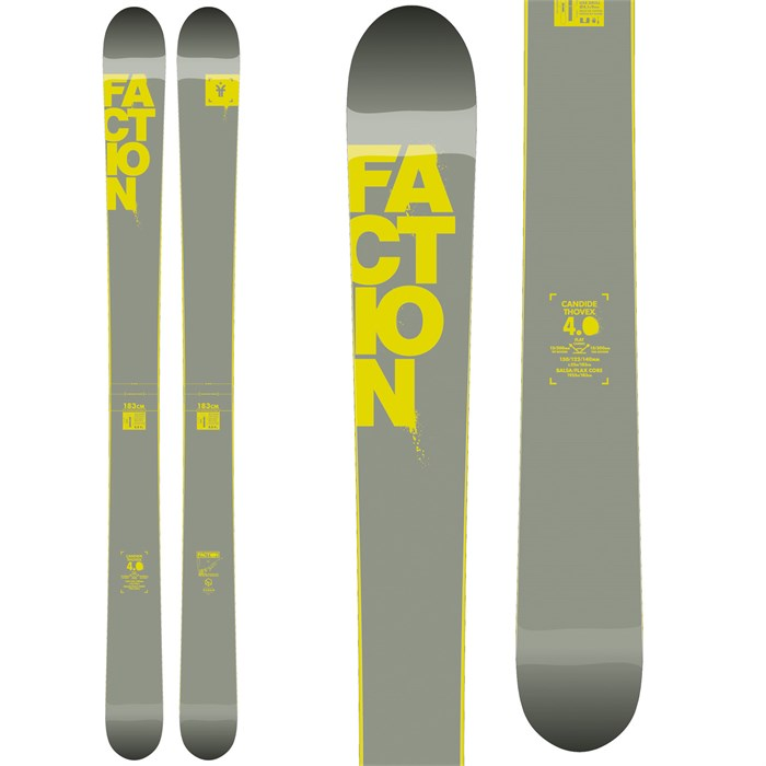 Faction - Candide 4.0 Skis 2016