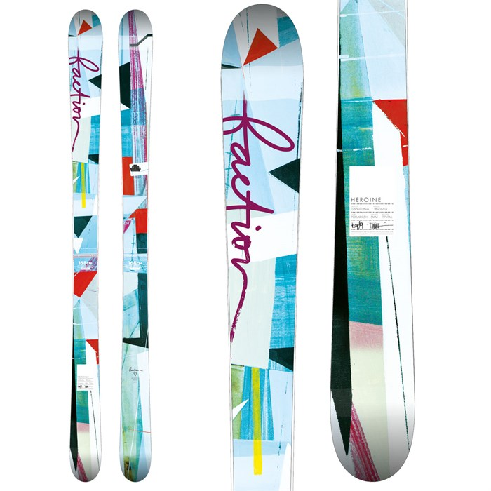 Faction - Supertonic Skis - Women's 2016