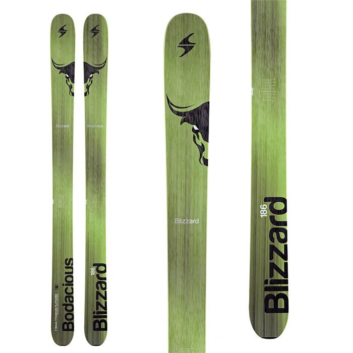 Blizzard - Bodacious Skis 2015