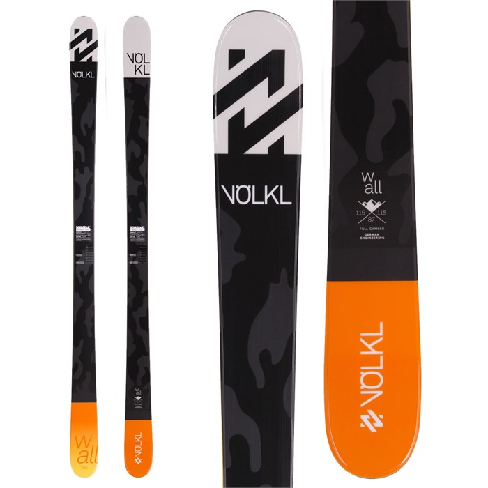 Volkl - Wall Skis 2016