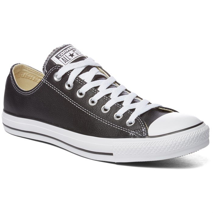 Converse Chuck Taylor All Star Leather OX Shoes | evo