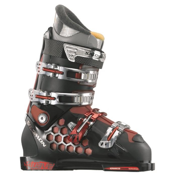 Salomon X Wave 8 Ski Boots Used 2006 Evo Outlet