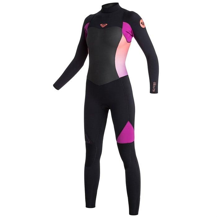 Roxy - Syncro 4/3 Back Zip GBS Wetsuit - Women's