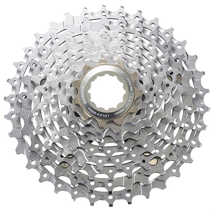 Shimano - XT CS-M770 9-Speed Cassette