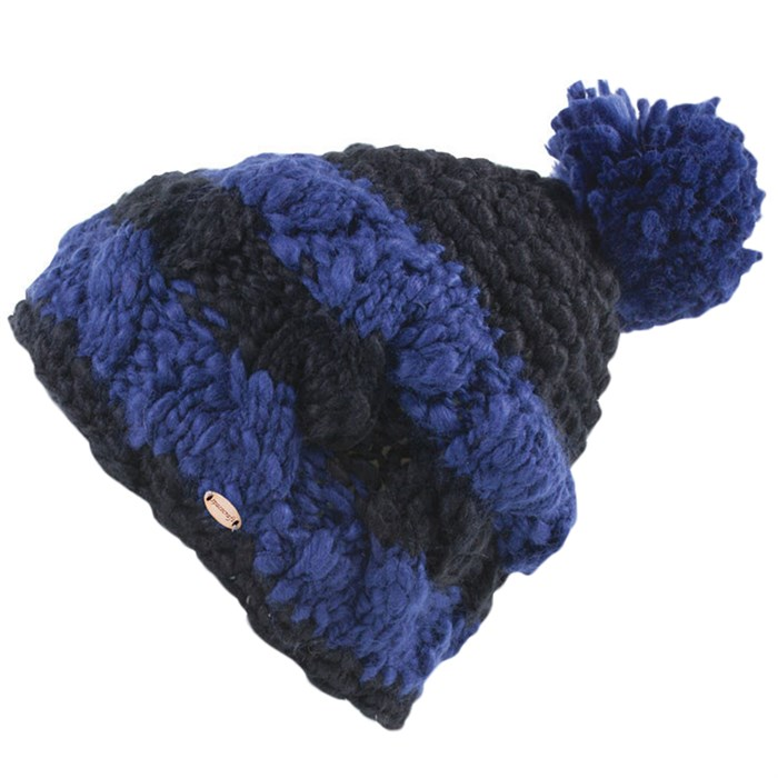 Spacecraft - Ella Stripe Pom Beanie - Women's
