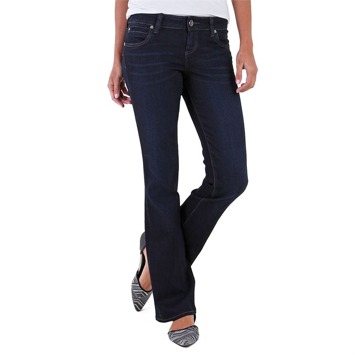 KUT from the Kloth - Natalie High Rise Bootcut Jeans - Women s ... aeb21d4b3